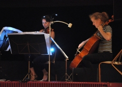 Knast by Ioannis Mitsialis with Ensemble ö! (Kino Apollo Chur, June 26th)